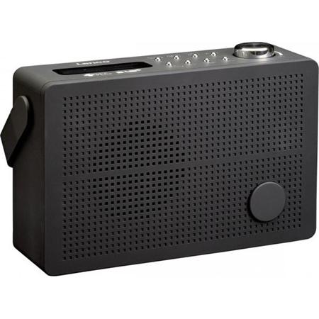Lenco PDR-030 - DAB+ Radio met alarmfunctie en LCD scherm