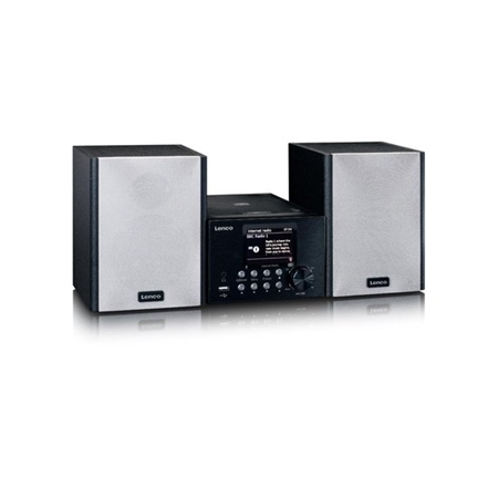 Lenco MC-250 Micro set met internet DAB+ en bluetooth