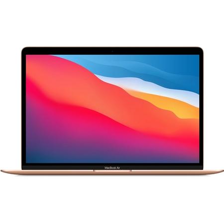 Apple MacBook Air 13 inch M1 8GB 256GB goud