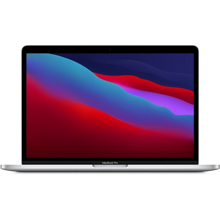 Apple MacBook Pro 13 inch M1 8GB 256GB zilver