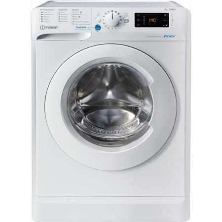 Indesit BWENL 71483X W N wasmachine