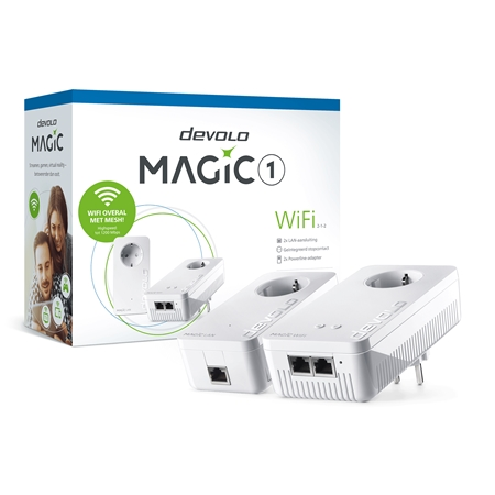 Devolo Magic 1 WiFi Starter Kit (2 stations) - 8364