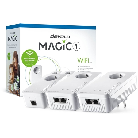 Devolo Magic 1 WiFi Multiroom Kit (3 stations) - 8372