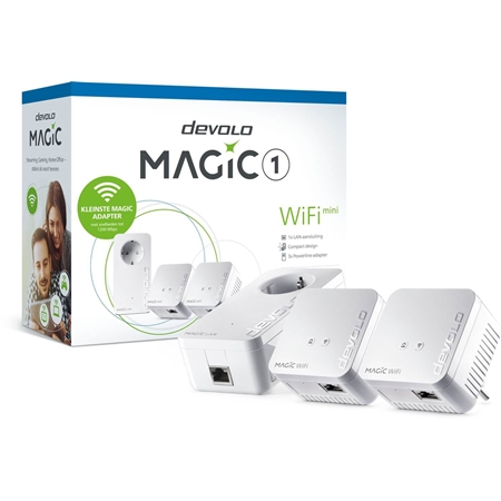 Devolo Magic 1 WiFi mini Multiroom Kit (3 stations) - 8575