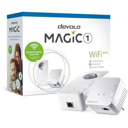 Devolo Magic 1 WiFi mini Starter Kit (2 stations) - 8566