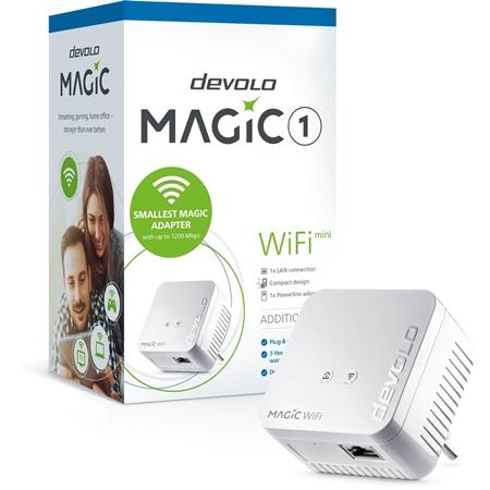Devolo Magic 1 WiFi mini Single (uitbreiding) - 8559
