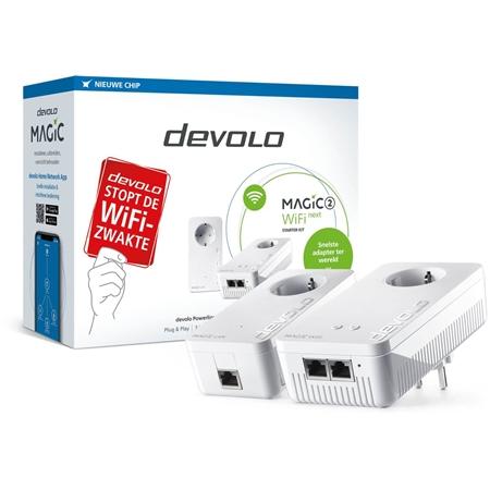Devolo Magic 2 WiFi next Starter Kit (2 stations) - 8622