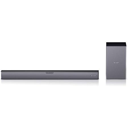 Sharp HT-SBW182 Slim Soundbar mat Zwart