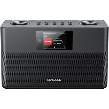 Kenwood CR-ST100S-B DAB+ internetradio
