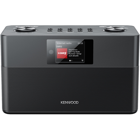 Kenwood CR-ST100S-B Radio DAB+