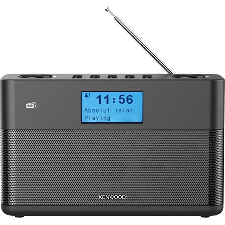 Kenwood CR-ST50DAB-B Radio met DAB+