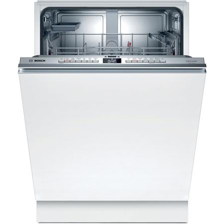Bosch SBV4EBX00N Serie 4 Volledig geïntegreerde vaatwasser