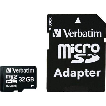 Verbatim MICRO SDHC 32GB