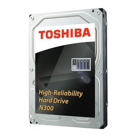 Toshiba N300 4TB NAS High-Reliability Hard Drive