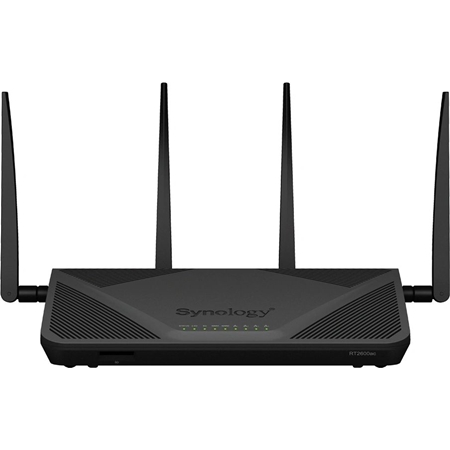 Synology RT2600AC router 2,4Ghz/ 5Ghz Dual-Band
