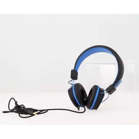 Kurio C18910 Koptelefoon blauw