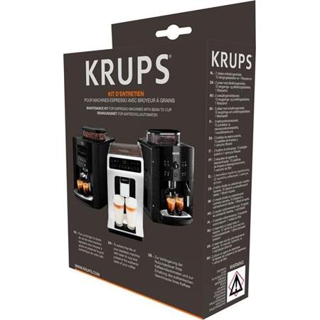 Krups XS5300 Onderhoudskit voor espressomachine met bonenmaler