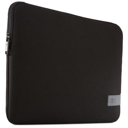 "Case Logic Reflect 13.3"" laptophoes zwart"
