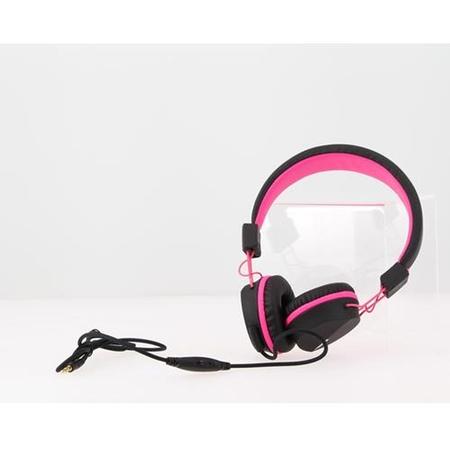 Kurio C18911 Koptelefoon roze