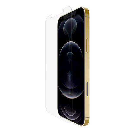 Belkin Tempered Glass screenprotector voor iPhone 12 Pro Max