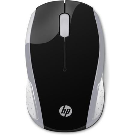 HP 200 Draadloze muis silver