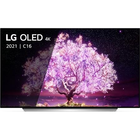 LG OLED77C16LA 4K OLED TV (2021)