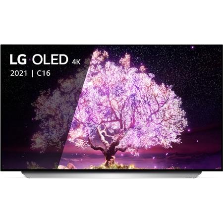 LG OLED48C16LA 4K OLED TV (2021)