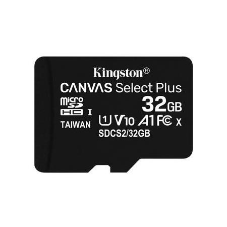 Kingston Technology MicroSDHC 32GB + adapter