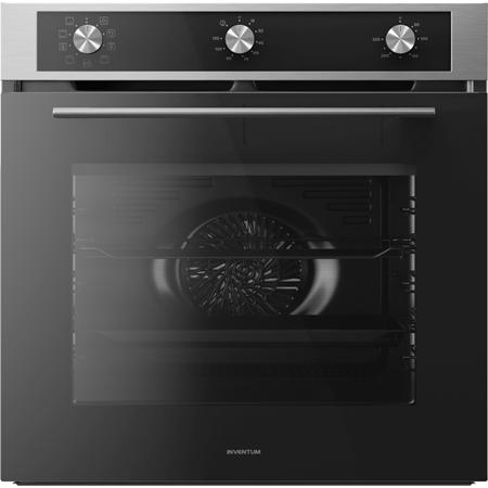 Inventum IOH6072RK inbouw solo oven