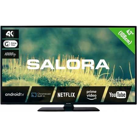 Salora 43EA2204 4K LED TV