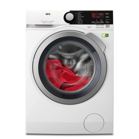 AEG L8FB84ES Serie 8000 wasmachine