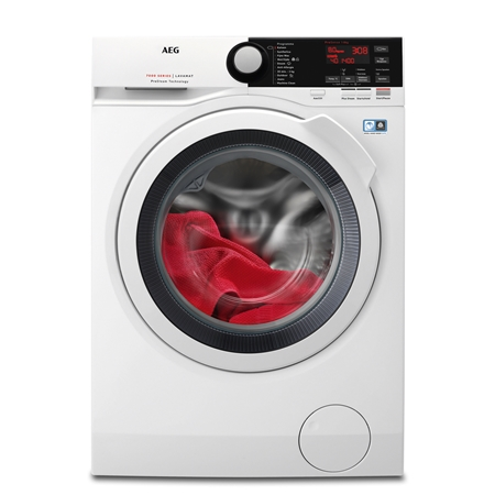 AEG L7FB84EW Serie 7000 wasmachine
