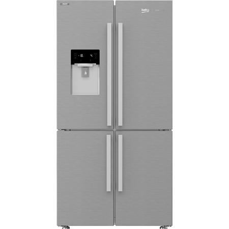 Beko GN134635ZDXN Amerikaanse koelkast