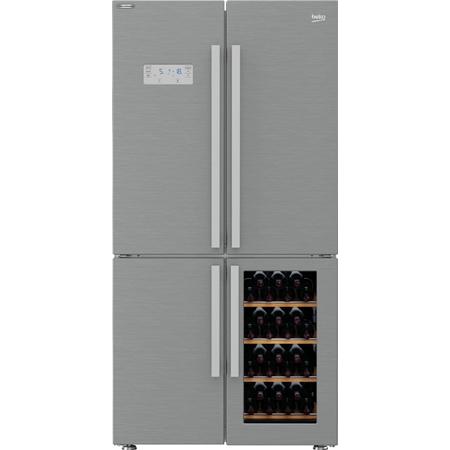 Beko GN1416230CXN Amerikaanse koelkast