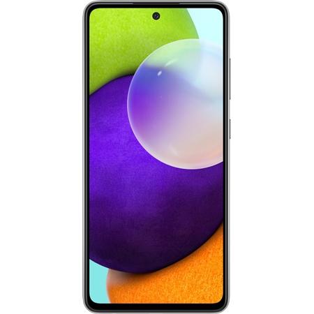 Samsung Galaxy A52 128GB zwart