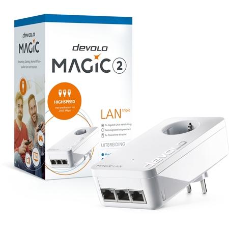 Devolo Magic 2 LAN Triple Single (uitbreiding) - 8507
