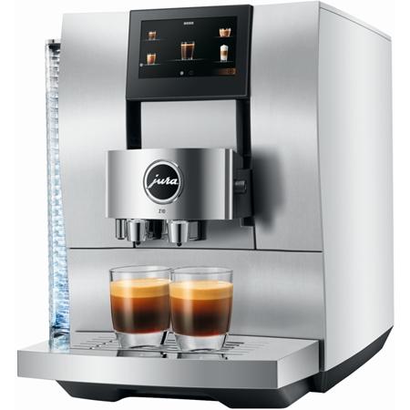 JURA Z10 Aluminium White EA volautomaat koffiemachine