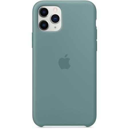 Apple iPhone 11 Pro siliconen hoesje cactus