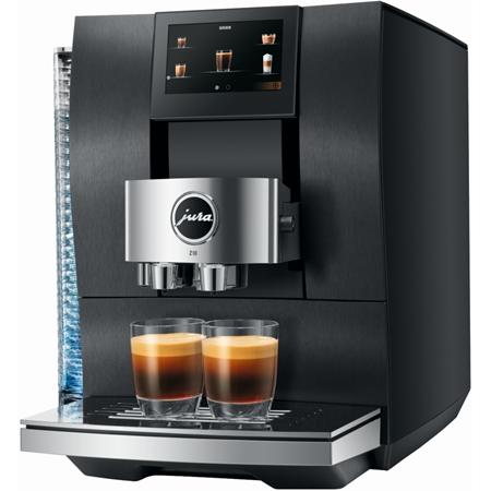 JURA Z10 Aluminium Dark Inox volautomaat koffiemachine