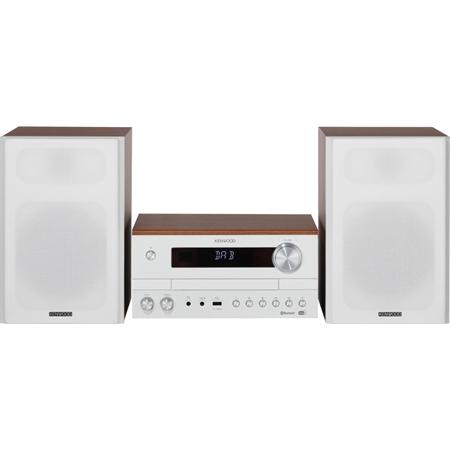 Kenwood M-820DAB-W Stereo set met DAB+