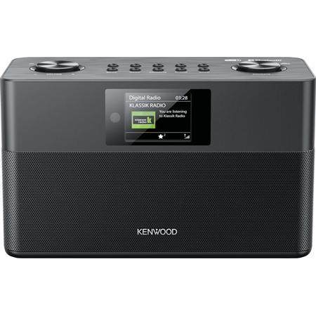 Kenwood CR-ST80DAB-BB DAB+ radio