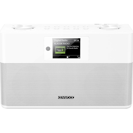 Kenwood CR-ST80DAB-W DAB+ radio
