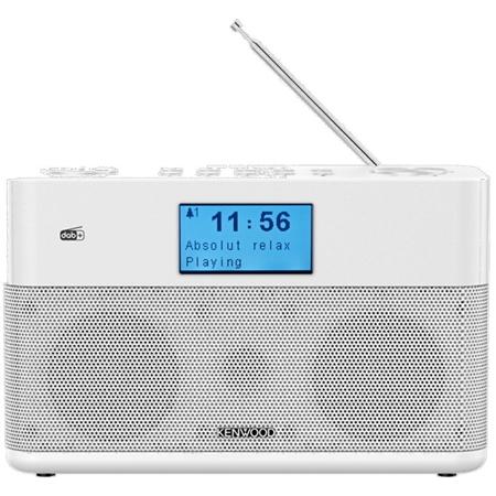 Kenwood CR-ST50DAB-W DAB+ radio