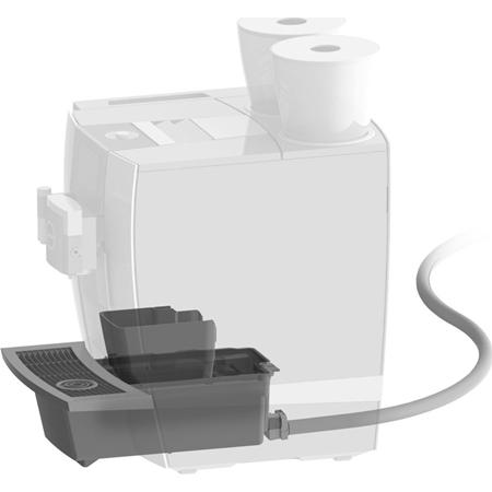 JURA set afvoer koffieresidu/restwater voor GIGAG2