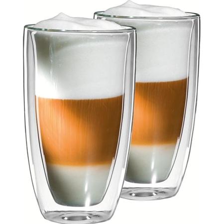 JURA latte macchiato glas 135mm (2 stuks)