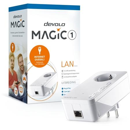 Devolo Magic 1 LAN Single (uitbreiding) - 8292