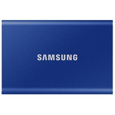 Samsung T7 Externe SSD 500GB blauw