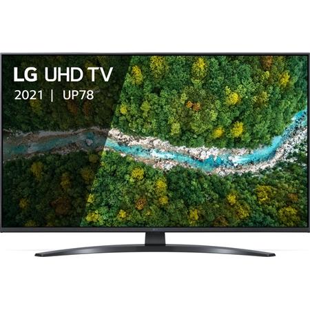 LG 43UP78006LB 4K LED TV (2021)