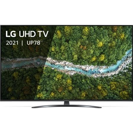 LG 50UP78006LB 4K LED TV (2021)