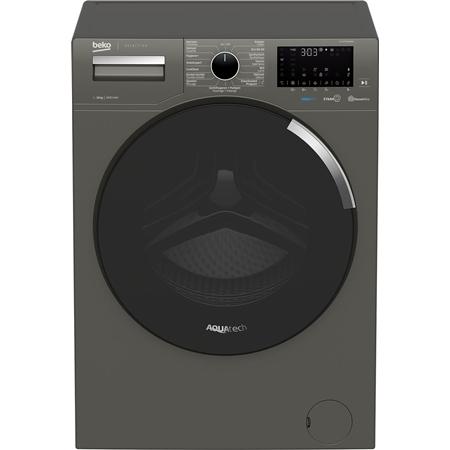 Beko WTE10736XBMN1 vrijstaande wasmachine